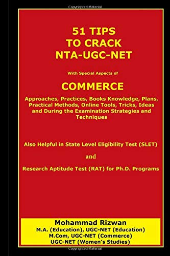 51 Tips to Crack Ugc Net: With Special Aspects of Commerce