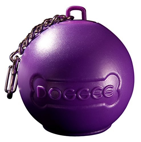 Doggee Bag Dispenser, Purple 1