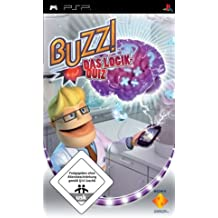 Buzz! Das Logik - Quiz - [Sony PSP]