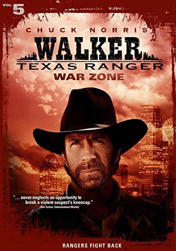 Walker Texas Ranger: War Zone by Chuck Norris (Ranger Walker Texas)