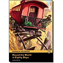 Round the World in Eighty Days: Penguin Readers Audio CD Pack Level 5 (Penguin Readers (Graded Readers))