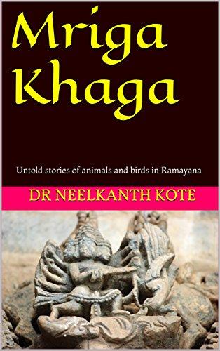 Mriga Khaga: Untold stories of animals and birds in Ramayana (1 ...
