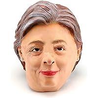 Clinton Senatore Politico Volto Candidato Maschera Costume Di Halloween