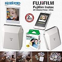 Fujifilm Share SP-3 Instax Yazıcı (BEYAZ) +20 Lİ FİLM