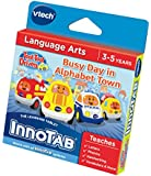 VTech InnoTab Software: Busy Day in Alphabet Town