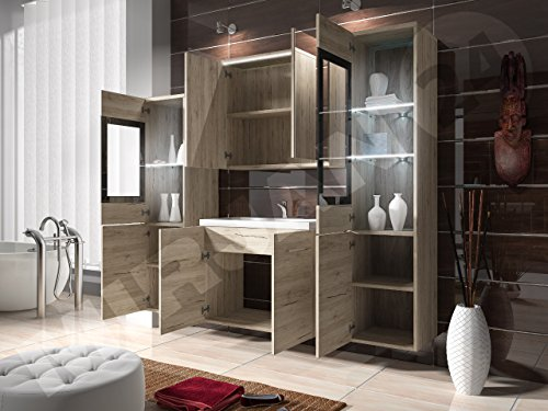 Badezimmer Set Mit 2 Waschbecken