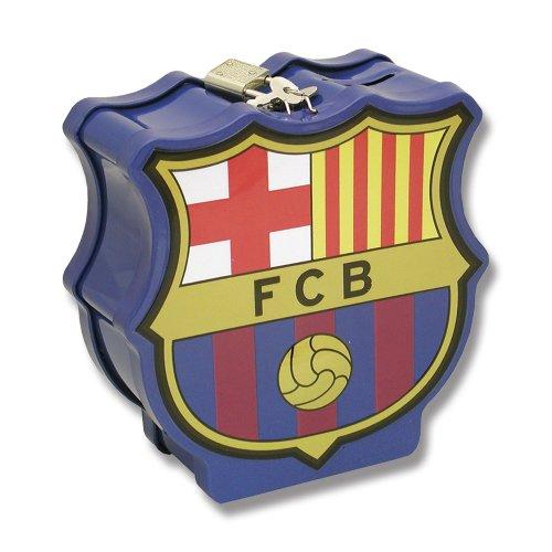 FC Barcelona-HM-20-BC Hucha Escudo Relieve, Multicolor, 15x10x10 cm (CYP HM-20-BC