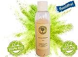 Ayurveda 3 Phasen Zahnpasta von Grüne Valerie ® mit 24 Kräutern, Wurzeln, Blütten, Hochwirksamen Ölen, weißem Ton und Meersalz. Ohne Fluorid und Tenside. In der XXL Version = 135g