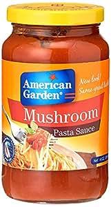 American Garden Mushroom Pasta Sauce, 397g