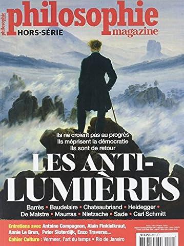 Philosophie Magazine Hs N 33 les Anti-Lumieres Avril 2017