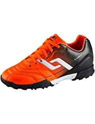 Pro Touch Fußb-Sch.Classic Tf Jr. - orange/schwarz