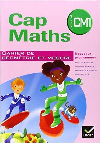 Cap Maths CP : Fichier d'entraînement de Roland Charnay,Marie-Paule Dussuc,Dany Madier ( 23 mars 2005 )