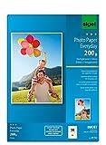 SIGEL IP711 Papier photo Everyday jet d'encre, ultra brillant, format A4 (21 x 29,7 cm), 200 g/m², 50 feuilles...