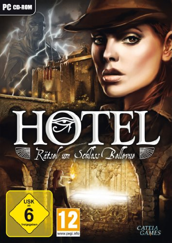 Hotel: Rätsel um Schloss Bellevue