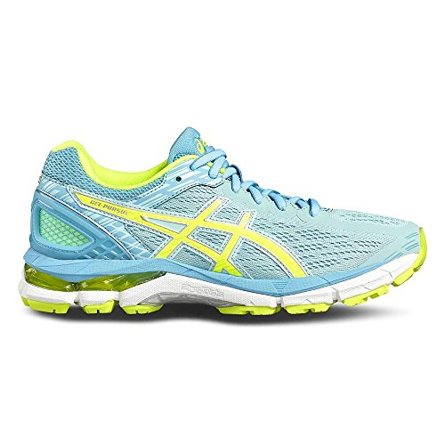 ASICS GEL PURSUE 3 BLEUE AQUA Chaussures de running