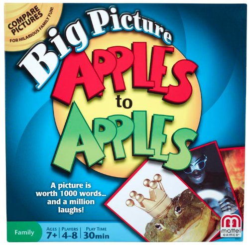 Big Picture Apples To Apples Game