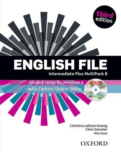 English File third edition: English file digital. Intermediate. Part B. Student's book-Workbook-iTutor. Per le Scuole superiori. Con espansione online