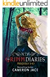 The Grimm Diaries Prequels volume 7- 10: Once Beauty Twice Beast, Moon & Madly, Rumpelstein, Jawigi (A Grimm Diaries Prequel Boxset Book 2)