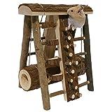 Rosewood 19360 Boredom Breaker Aktivitäts- und Erlebnisparcours für Kleintiere