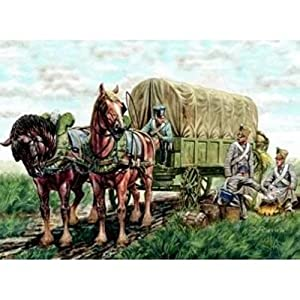 Italeri 6886S  - Guerras Napoleónicas - Wagon Oferta Francesa