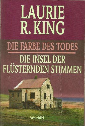 Die Farbe des Todes / Die Insel der flüsternden Stimmen. 2 Romane in einem Band