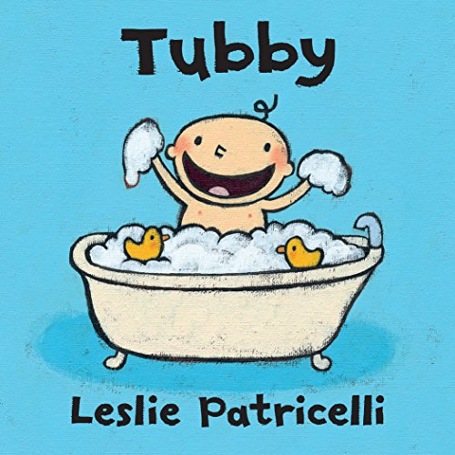 Tubby (Leslie Patricelli Board Books) (English Edition)