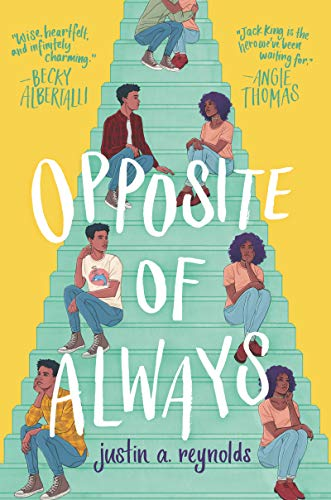 Opposite of Always (English Edition) eBook: Justin A ...