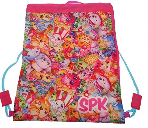 Shopkins Trainer Bag Cabas de fitness, 44 cm, Multicolore (Multicolor)
