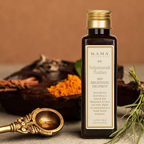 Kama Ayurveda Nalpamaradi Skin Brightening Treatment, 100ml