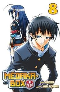 Médaka-Box Edition simple Tome 8
