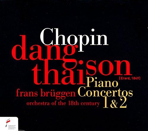 Chopin : Les concertos pour piano