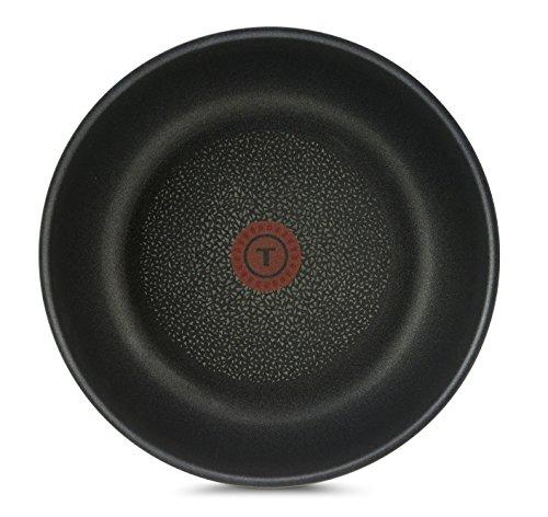 Tefal L6507702 Ingenio Expertise Wok Aluminium Noir 26 cm