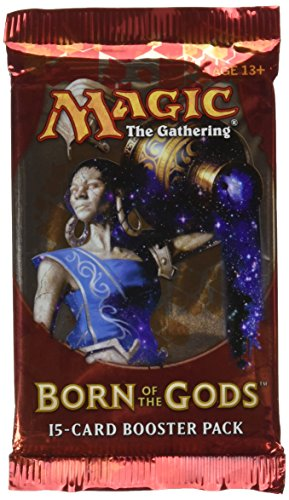 Magic: The Gathering Born of the Gods - Juguete de modelismo, 15 tarjetas (versión en inglés)