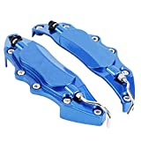 Copri pinza freno Multi-purpose Auto Tools 2 pezzi 14in-15in Car universale pinze freno a disco universale anti-ossidazione e resistente alla corrosione(蓝色)