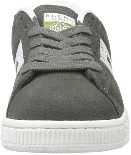 Blend Footwear, Baskets Basses Mixte Adulte Gris - Gris (Granite)