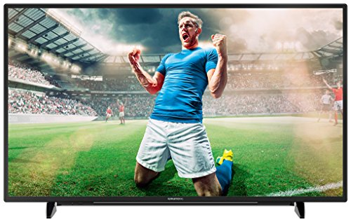 Grundig 43VLX6100 BP 108 cm (43 Zoll) LED-Backlight Fernseher (Ultra HD, Triple Tuner, DVB-T2 HD/C/S2, Smart TV)