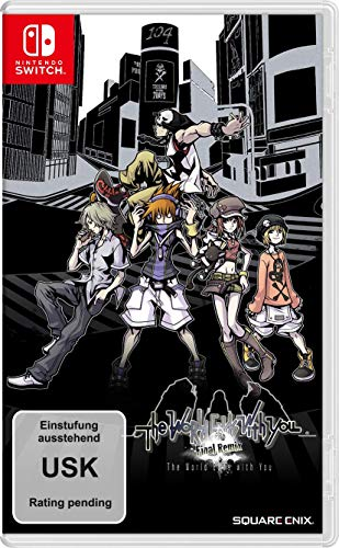 The World Ends With You -Final Remix- - [Nintendo Switch]