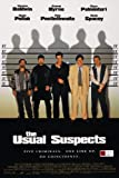 THE USUAL SUSPECTS MOVIE POSTER PRINT APPROX SIZE 12X8 INCHES