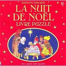 La nuit de Noël (livre puzzle)