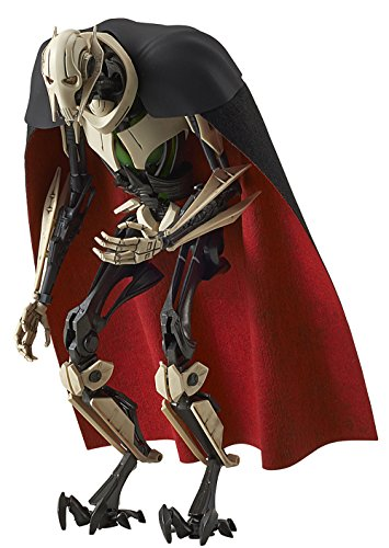 Bandai Star Wars 1/10 General GRIEIVOUS Plastic Kit (Grievous General Figur)