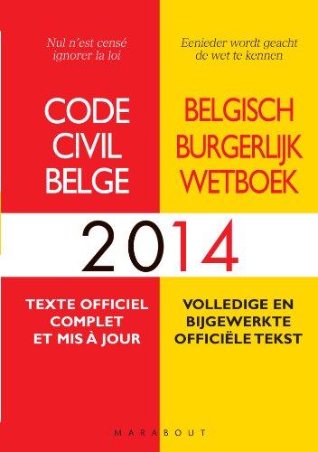 code-civil-belge-2014