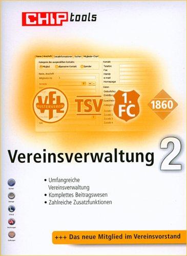 Vereinsverwaltung 2: Umfangreiche Vereinsverwaltung, Komplettes Beitragswesen, Zahlreiche Zusatzfunktionen