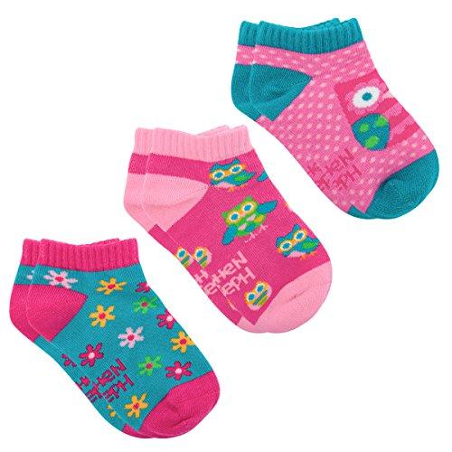 Stephen Joseph Girl's Mix & Match Ankle Casual Sock