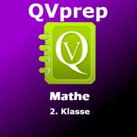QVprep Mathe für 2. Klasse