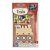 Melissa & Doug Train Wooden Craft Kit
