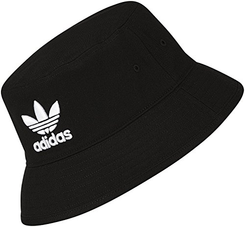 adidas Bucket AC Hut, Black/White, OSFW