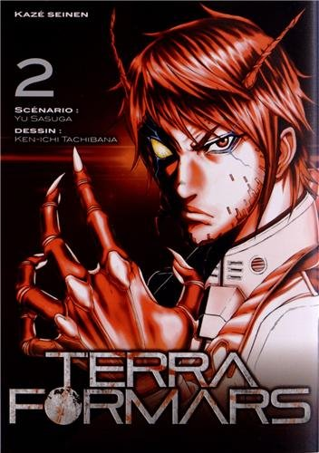 Terra Formars Edition simple Tome 2