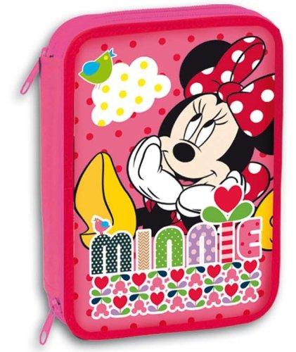 Disney Minnie Mouse Federmäppchen Minnie Maus Mäppchen EDEL ()