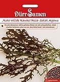Salatsamen - Rote Wilde Rauke / Asia-Salat Agano