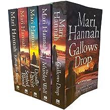 Mari hannah kate daniels collection 5 books collection set